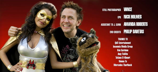 "My Art Featured in James Gunn's ""Sparky and Mikaela"" for XBOX Live"